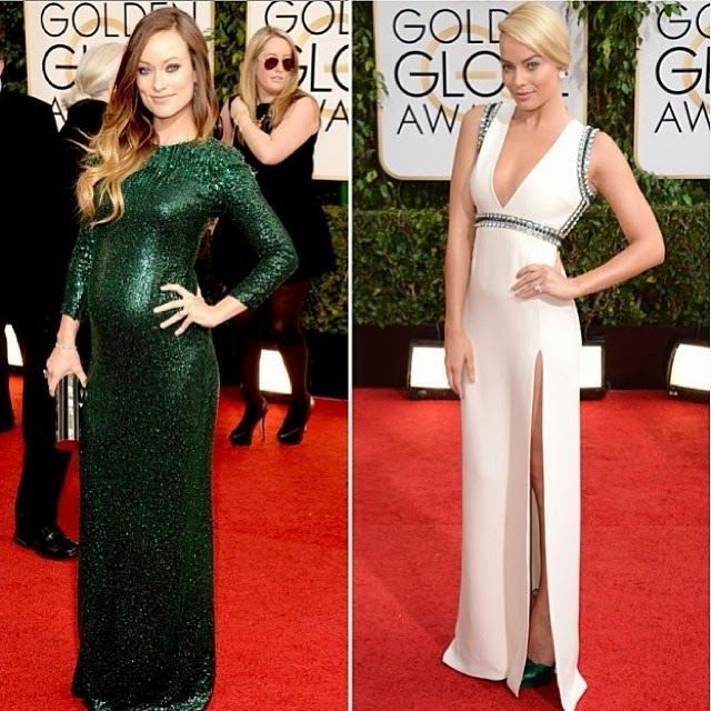 lauren lorraine jones best dressed 2014 review, golden globes