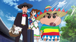 Phim Crayon Shin-chan Movie 11