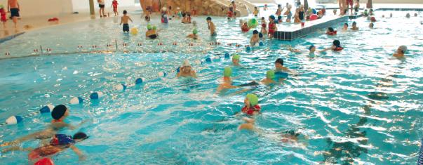 Suggestions d activit s en cas de pluie avec les enfants for Centre sportif terrebonne piscine