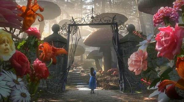 Dunia Paralel, Alice in Wonderland