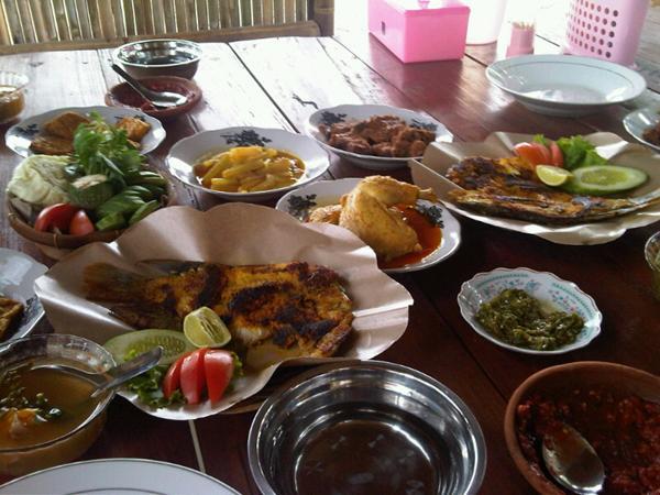 Rumah Makan Lampung Kita Semua