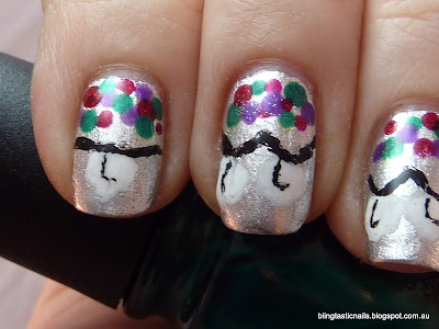 Revlon and China Glaze Christmas