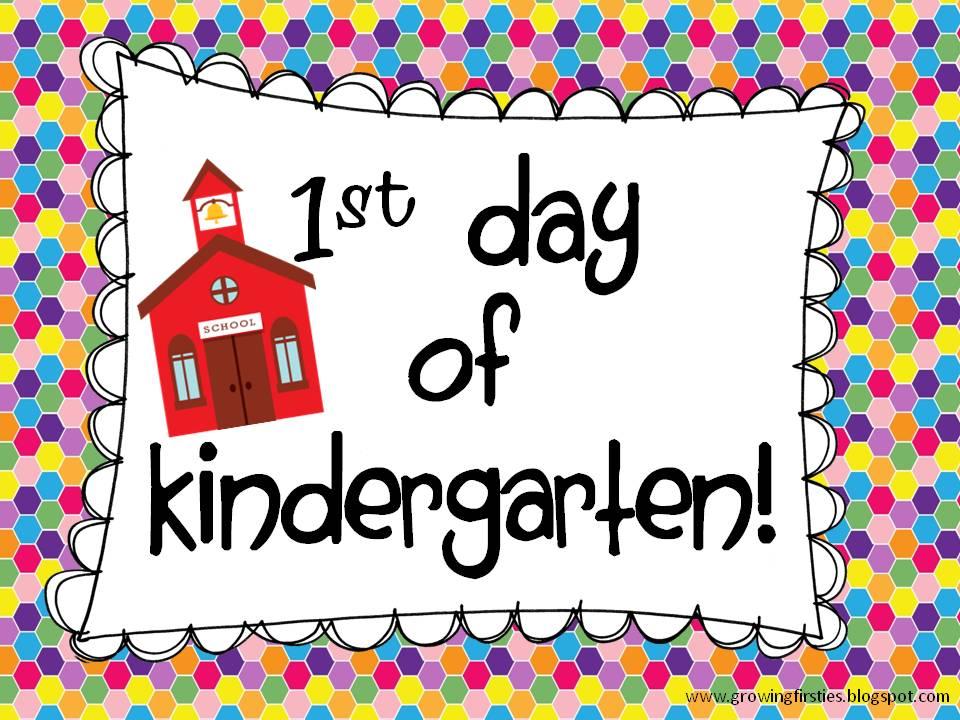 Kindergarten Calendar Art : Peotone pto kindergarten st day of school
