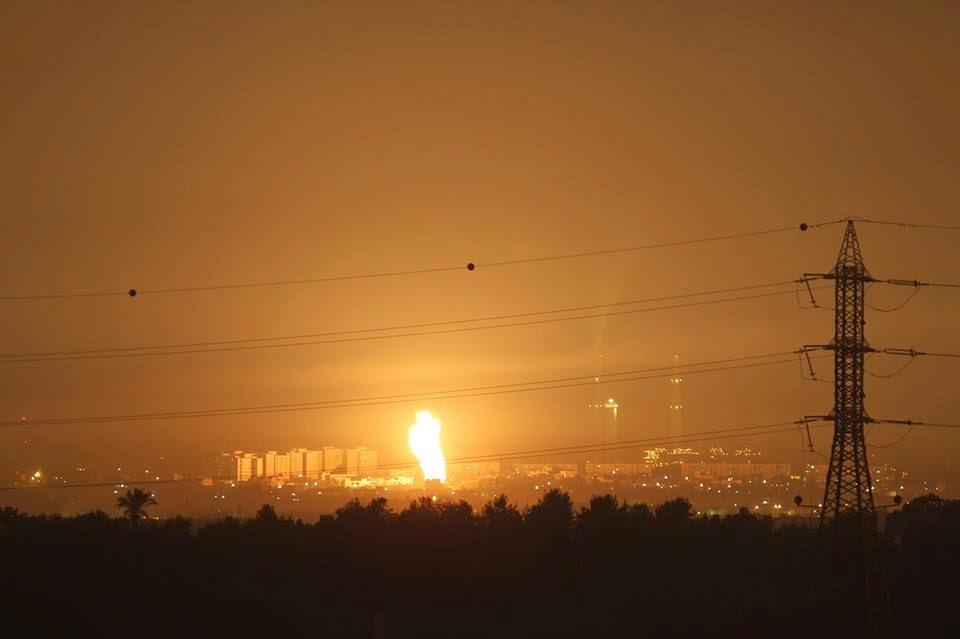 الحرب على غزة-مدونة كنوز