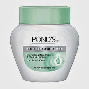 Pond's, Pond's Cold Cream Cleanser, skin, skincare, skin care
