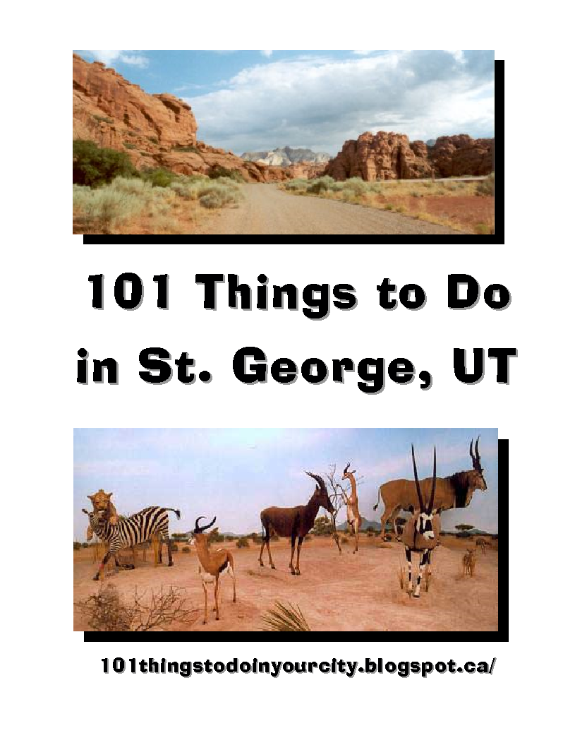 Free Things To Do In Brigham City Utah
