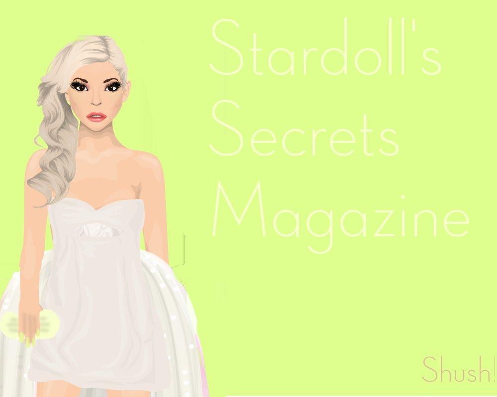 Stardoll's Secrets Magazine