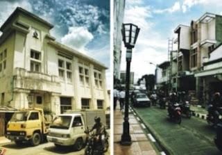Tempat Wisata Di Bandung - Jalan Braga Bandung 4