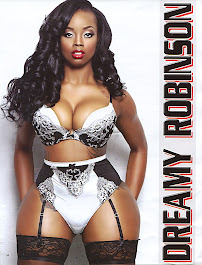 **** MARCH WAVE BABE OF THE MONTH IS TWITTER'S OWN  @DREAMYROBINSON  ****