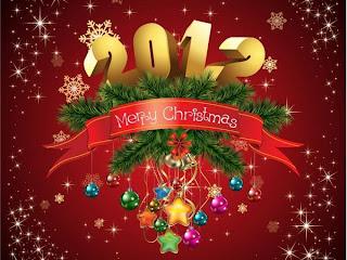 10 Wallpaper Hari Natal 2012 Terbaik
