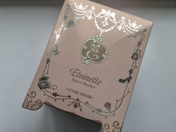Etude House Princess Etoinette Heart Blusher.
