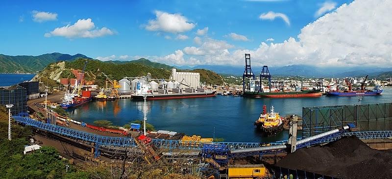「santa marta colombia port」の画像検索結果