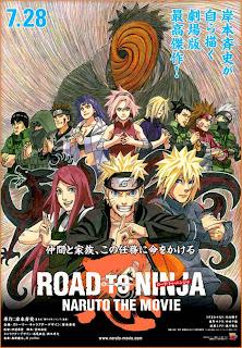 Watch Road to Ninja: Naruto the Movie (2012) movie free online