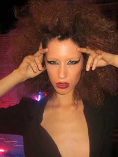 Dafina Zeqiri Hair and Make up Style