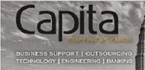 Job Vacancy At Capita Global Sdn Bhd