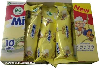 Nestle Milkybar minis ice creams