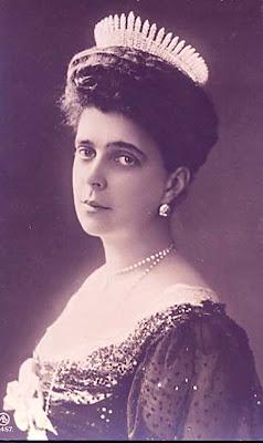 Princesse Nicholas de Grèce et de Danemark, née grande-duchesse Elena Vladimirovna de Russie 1882-1957