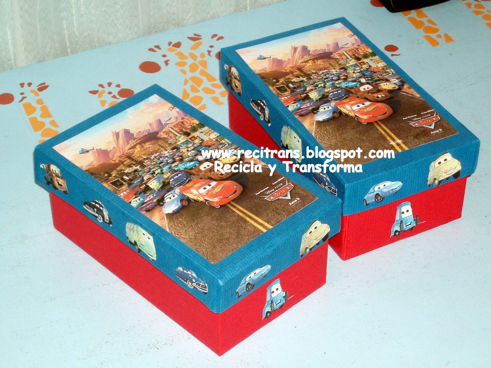 Felices reyes labores en red - Decorar cajas de zapatos ...