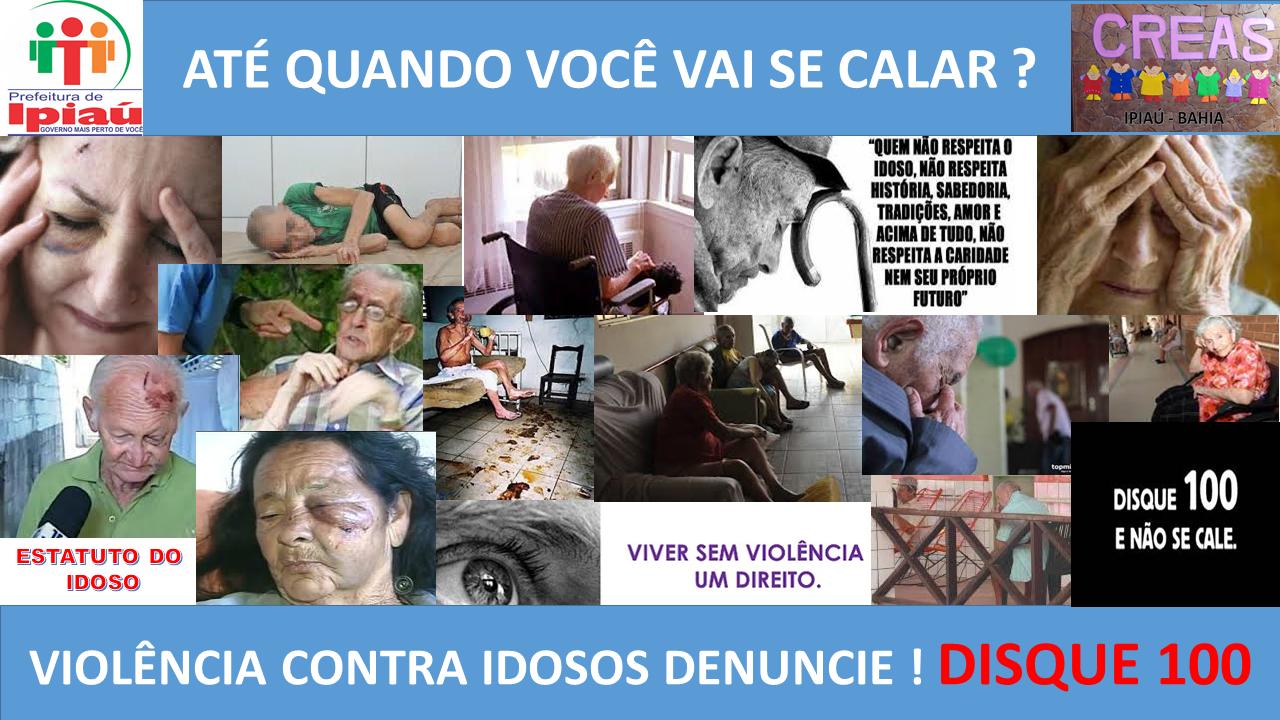 CAMPANHA IDOSOS