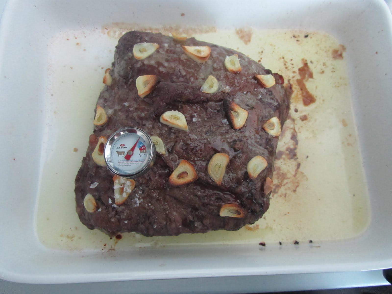 Solomillo de ternera al horno las recetas de marichu - Solomillo de ternera al horno facil ...