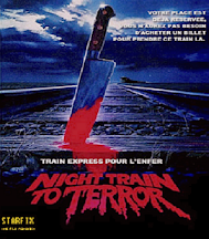 Train express pour l'enfer (Night Train To Terror) (1985)