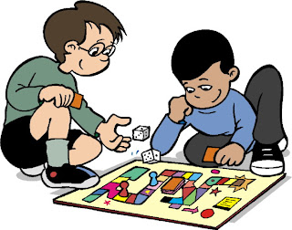 All Cliparts: Board Games Clipart