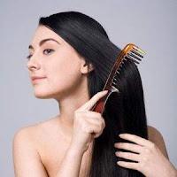 Cara Melebatkan Rambut Secara Alami