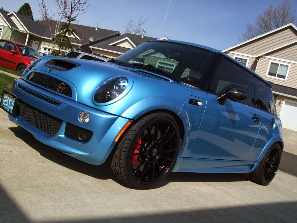 Mini Cooper S Front 2014 Car Model Pictures Collection