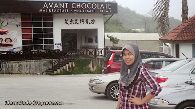 AVANT CHOCOLATE HOUSE