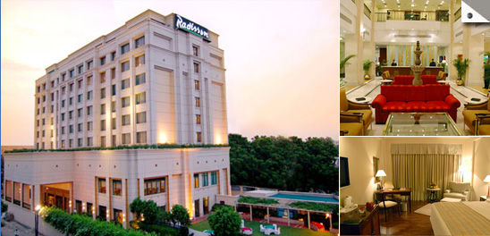 Radisson Hotel In Varanasi