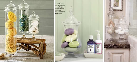 Decorating With Apothecary Jars Amazing Decorating With Apothecary Jars  Blushing Black Review