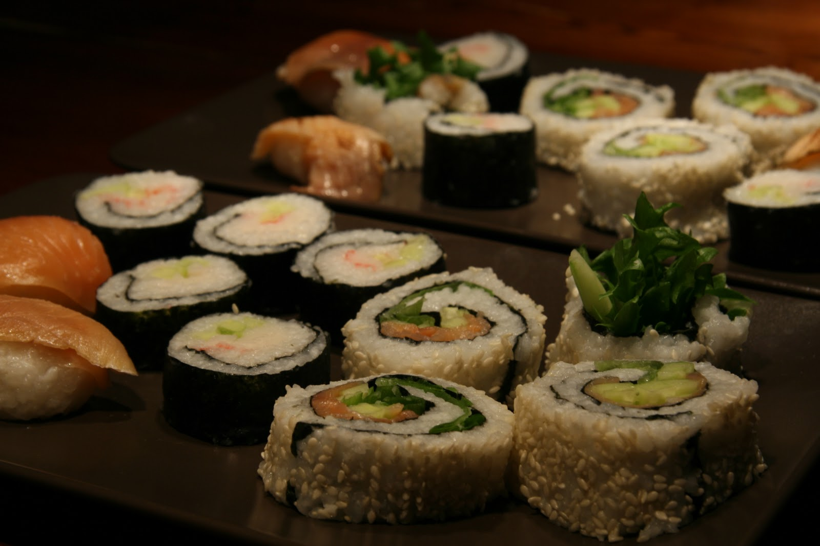 lepatriin lendab mulle ei maitse sushi. Black Bedroom Furniture Sets. Home Design Ideas