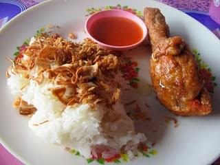 Pulut Ayam