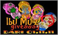 Ibu MUIZ Giveaway