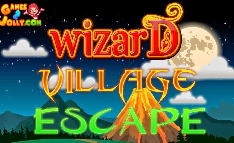 Wizard Village Escape Wal…
