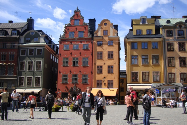 Stortorget, Gamla Stan, Stockholm