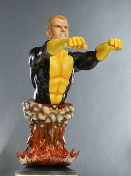 Cannonball (Marvel Comics) Character Review - Bust Product