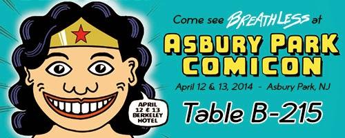 Asbury Park Comic Con