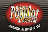 Rádio popular FM    Brasil Novo