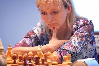 Echecs à Dilijan : la championne du monde d'échecs Anna Ushenina