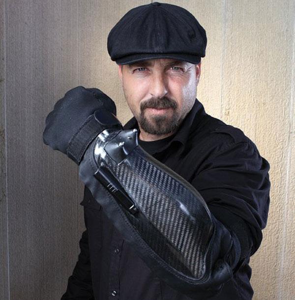 Devenir super h ros bodyguard armstar un bras quip pour super h ros - Bodyguard idee ...