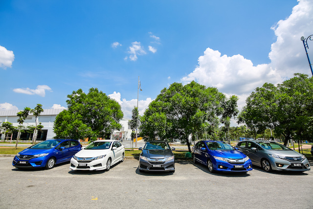 Our All New Honda City