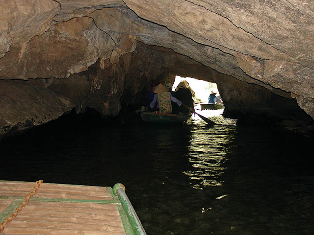 Grotte à Trang An