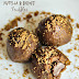 Nutella and Biscoff Truffles