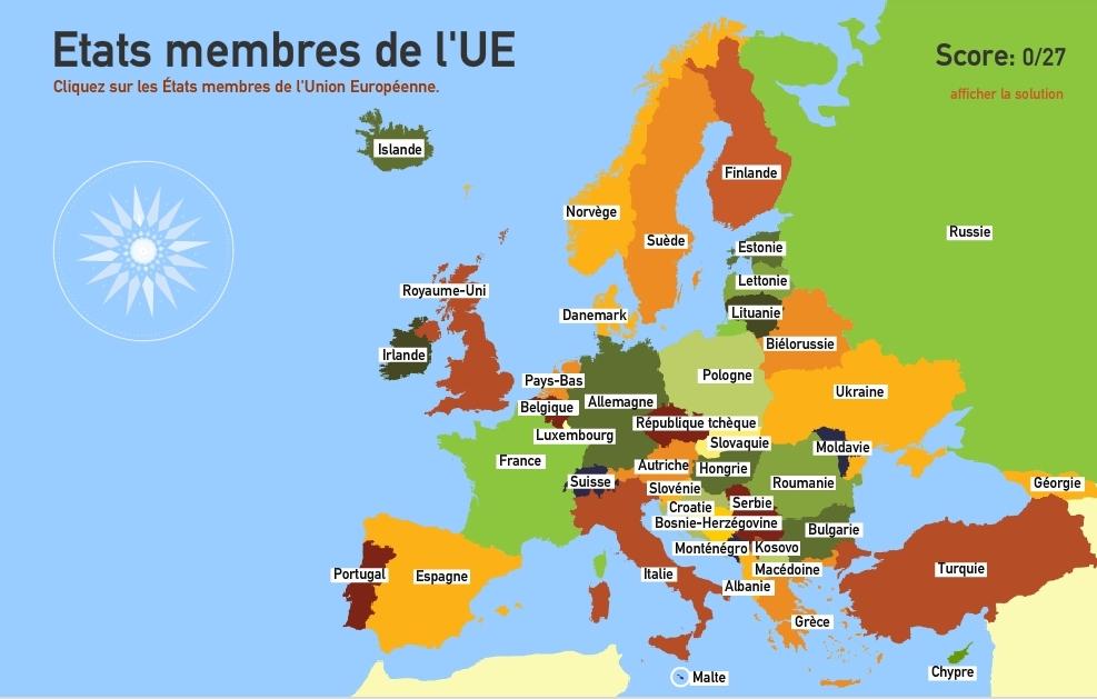Liste des pays membres de l'Union europenne - Elections