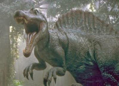 Spinosaurusi