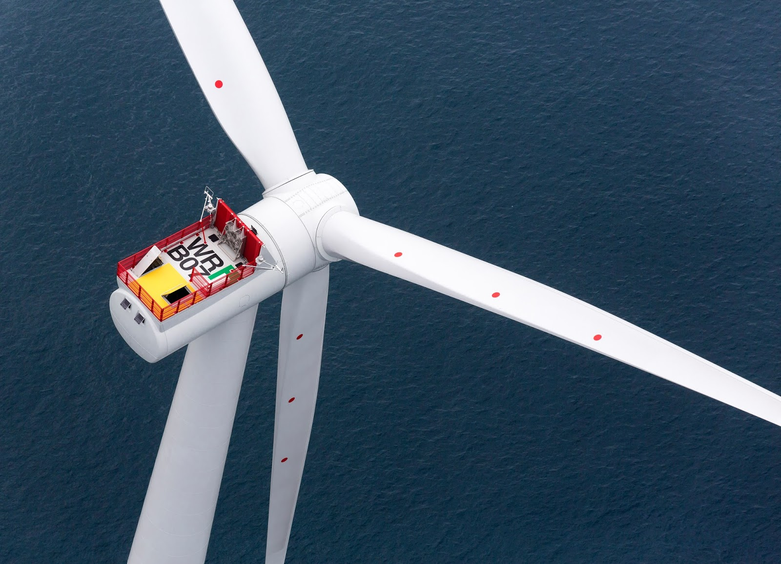 offshore wind farm westermost rough officially inaugurated