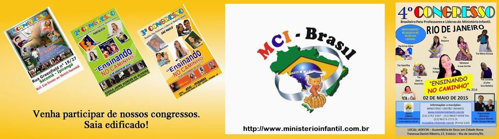 Ministério Cristão Infantil MCI