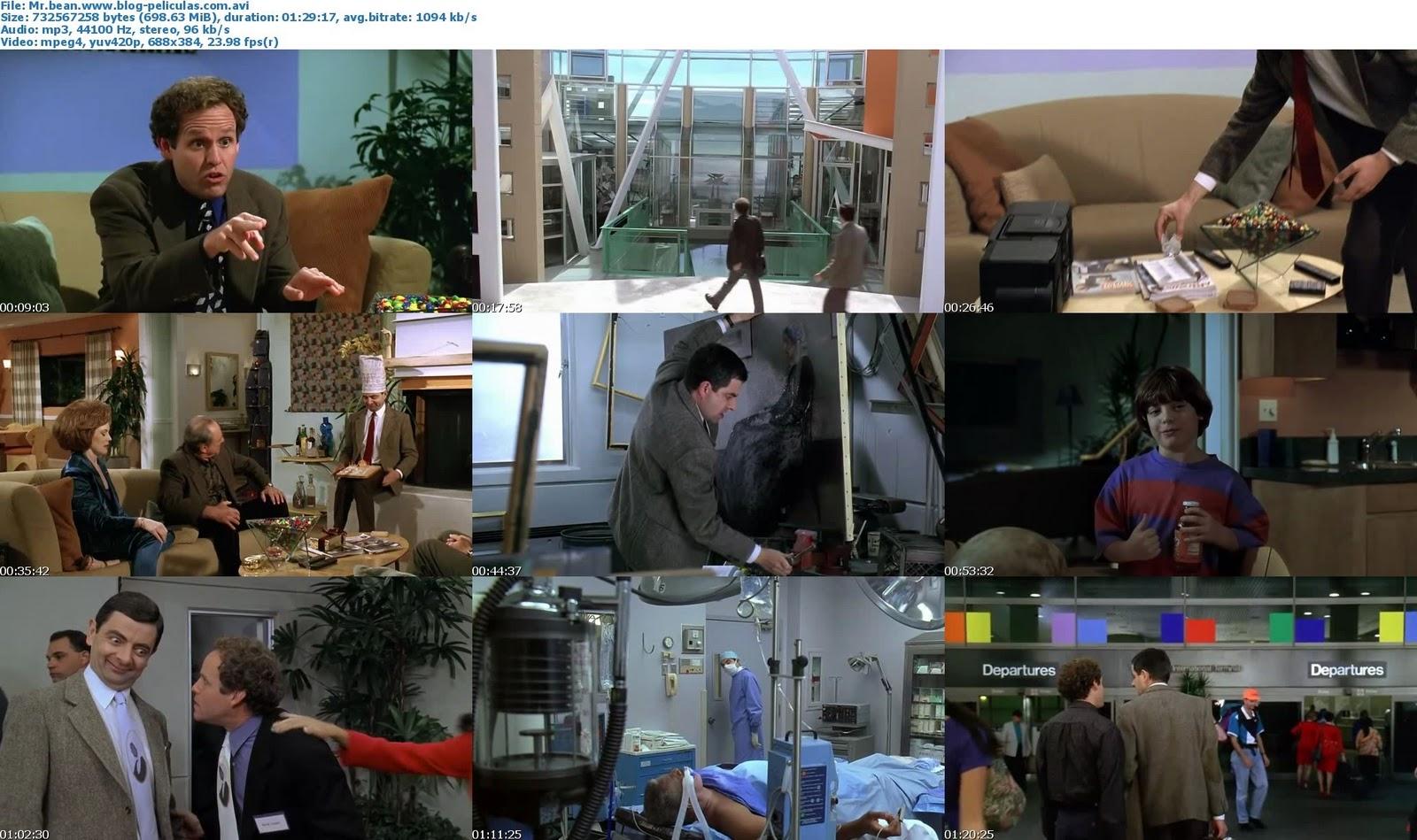 ver online Mr. Bean: El Ultimo Desastre, Mr. Bean: El Ultimo Desastre