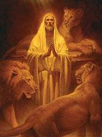 Daniel - Daniel 6 – Pé na cova, olhos no Céu  DanielLions